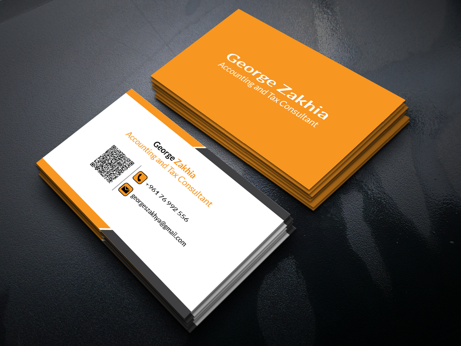 Business Card Feedback Please The
