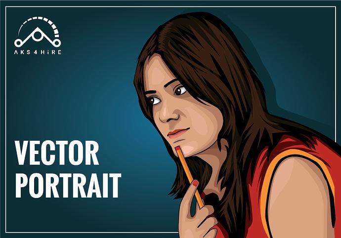 Vector-Cartoon-Portrait