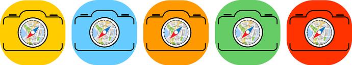 App icon colors