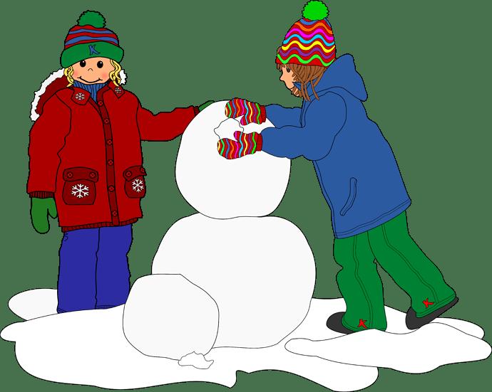 Making a Snowman 2
