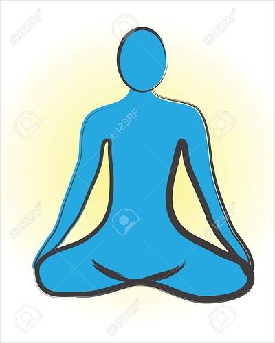 14487291-meditation-logo-on-a-white-background