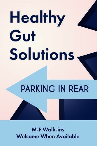 SIGN Alexis Wagner Healthy Gut Solutions 24x36-01