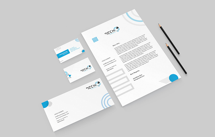 tech reshape stationary design
