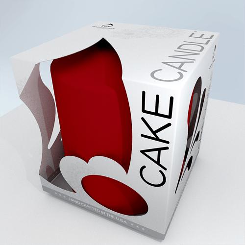 CakeCandleRenderweb
