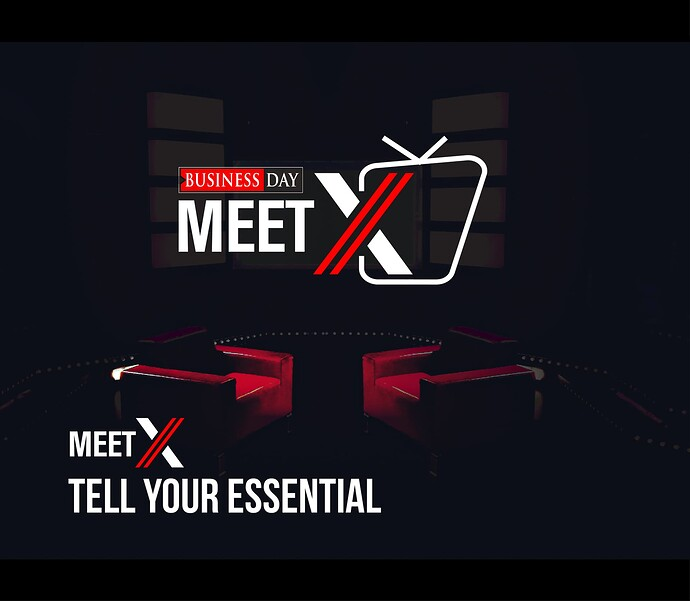 social media meet x