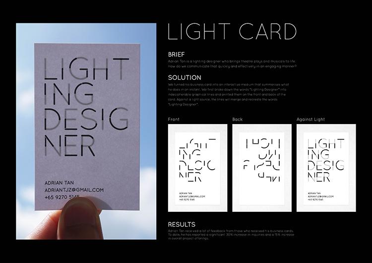 light-card-board