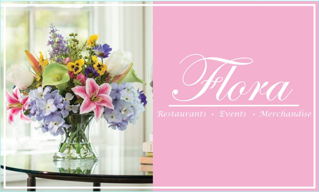 Digital Design1~Frontside. CBD Florist~Flora. OP Assignment