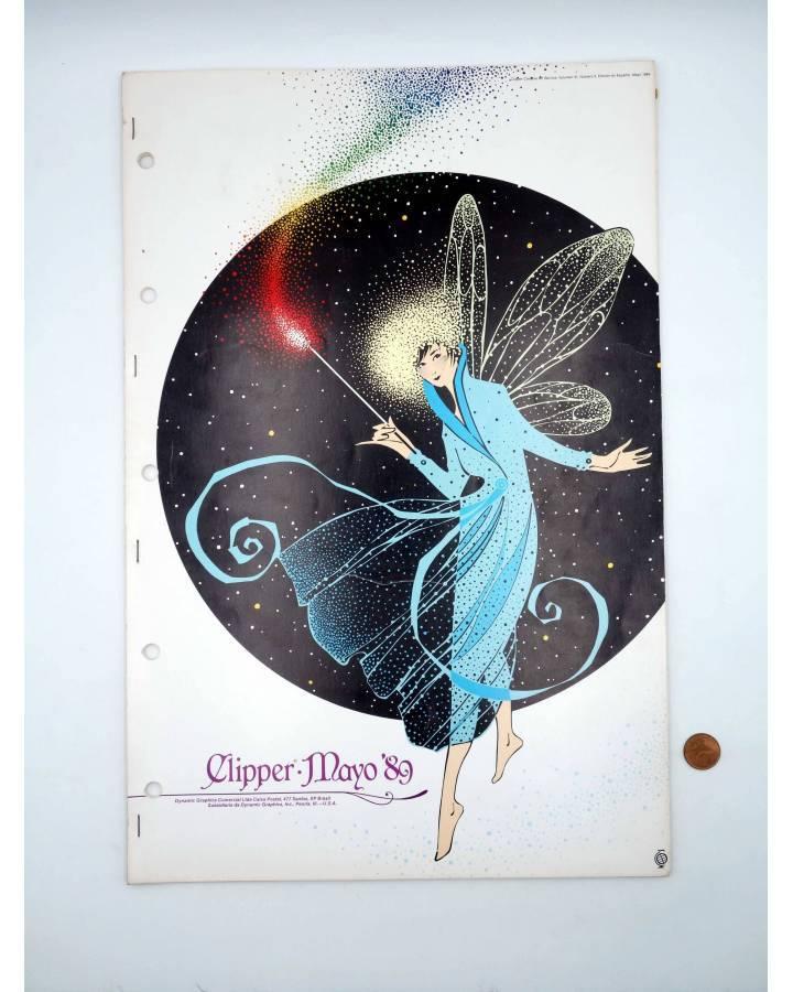 revista-clipper-creative-art-service-vol-41-n-5-edicion-en-espanol-48x315-cm-rara-vvaa-dynamic-graphics-inc-1989