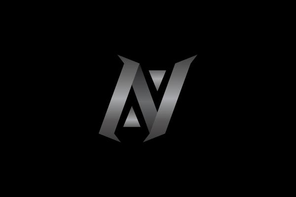 AA or AV Monogram