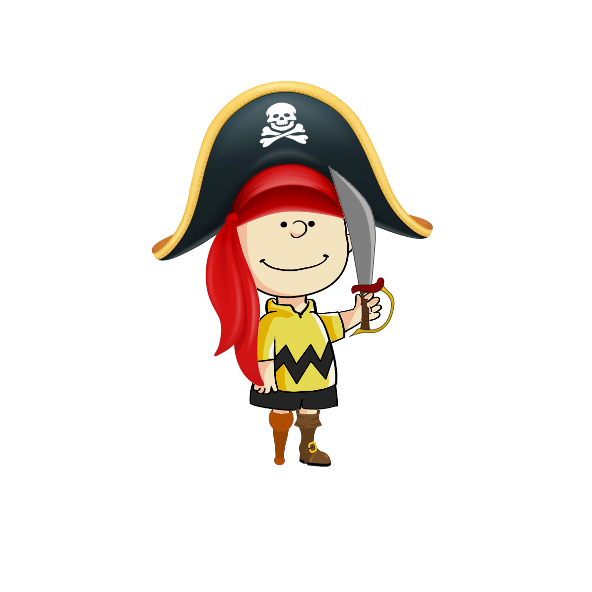 Pirate Clipart Mash Up The Badgers Den Graphic Design Forum